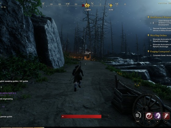 New World Preview