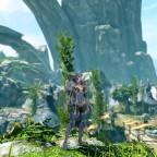 Kriegerin  in der neue Welt