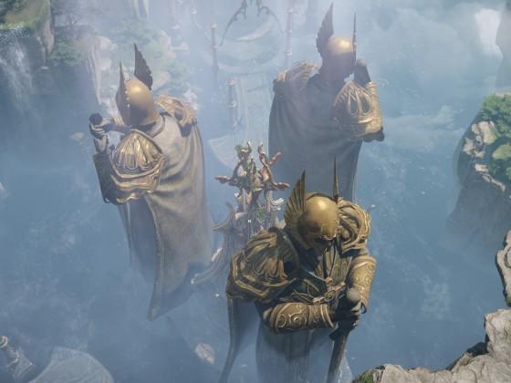Elven Guards